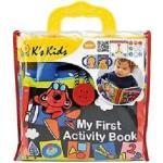 """Развивающая игрушка K's Kids """"Моя первая книжка-2"""""""
